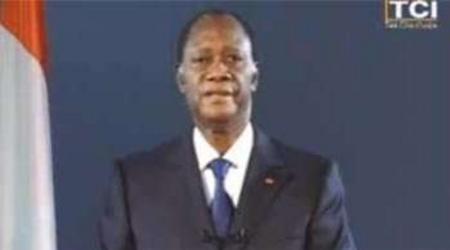 Alassane Dramane Ouattara, Gouverneur de Côte d
