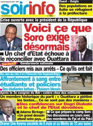 nouveau gouvernement ivoirien du 19 juillet 2017 pdf