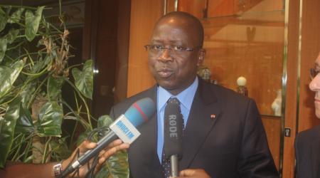 Ahoussou Koudio Jeannot.