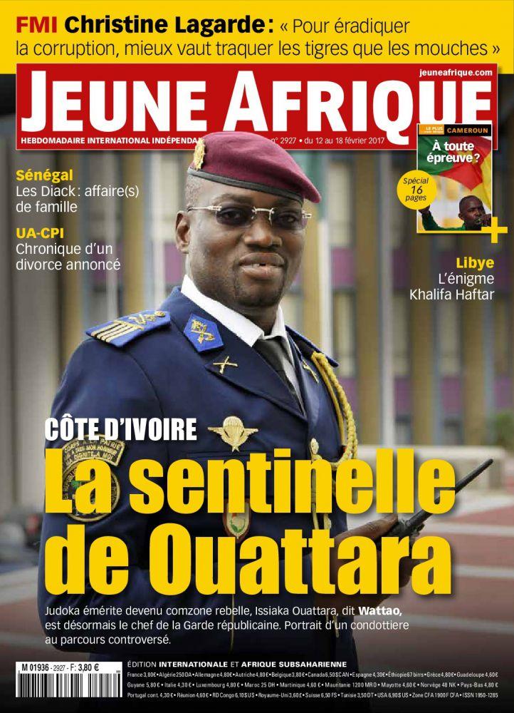 jeune afrique magazine rdc