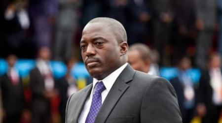 Laurent Désiré Kabila. De Afp.