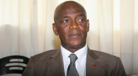 Mamadou Koulibaly, président de LIDER.
