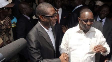 Macky Sall et Youssou N