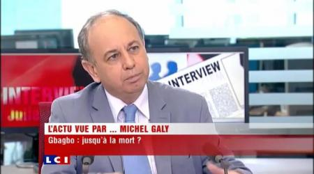Michel Galy.