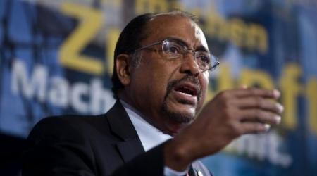 Michel Sidibé, directeur excécutif de l