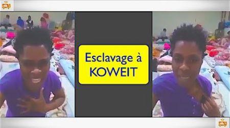 Esclavage à KOWEÏT: Les Supplications d'une Ivoirienne au Gouvernement ivoirien