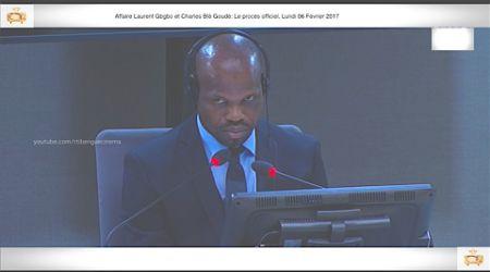 (1ÈRE PARTIE) PROCÈS: Gbagbo et Blé Goudé: 06 Février 2017, Ouédraogo Salifou