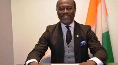 3e mandat. Christian Vabé félicite Alassane Ouattara et l'encourage