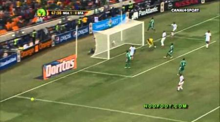 Nigeria vs Burkina Faso 1-0 All Goals & Full Highlights African Cup of Nation (02/10/2013)