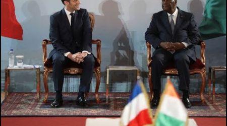 Alassane Ouattara à l'Élysée, sans tambour ni trompette