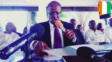 COTE D'IVOIRE: L'ENROLEMENT DE LA CEI : LA PLATE-FORME EDS APPELLE AU BOYCOTT