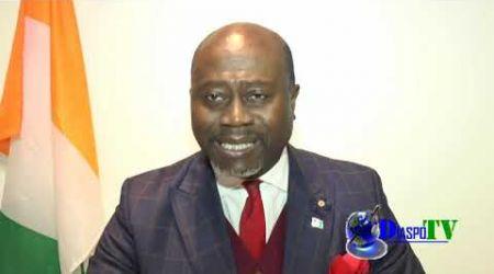 Discours à la nation ivoirienne pour l'an 2019 de Mr Christian Vabé Pdt du RPCI - AC