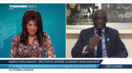 Côte d'Ivoire - Quelle campagne pour Henri Konan Bédié ?