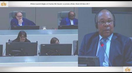 (1ÈRE PARTIE) PROCÈS: Gbagbo et Blé Goudé: 28 Mars 2017, Guiai Bi point
