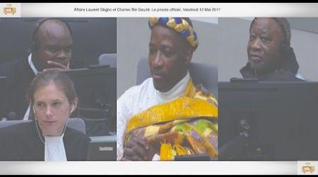 (3ÈME PARTIE) PROCÈS: Gbagbo et Blé Goudé: 12 Mai 2017, Touré Bertin