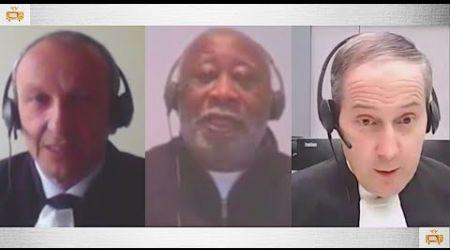 (1ÈRE PARTIE) CPI PROCÈS Laurent Gbagbo et Blé Goudé: 22 Juin 2020