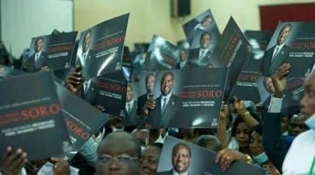 Présidentielle en Côte d'Ivoire : Guillaume Soro investi par le GPS