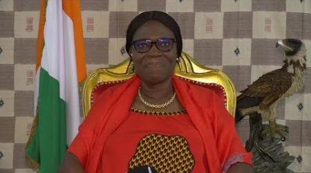 """Exclusif - Simone Gbagbo : """"Laurent Gbagbo a le droit de revenir dans son pays"""""""
