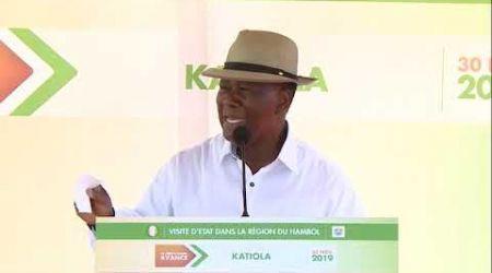 si ceux de ma génération décident d'être candidats, alors je le serai moi aussi (Ouattara)