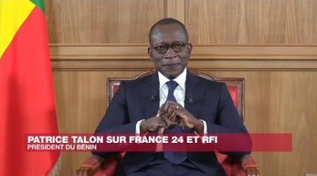 """Exclusif - Patrice Talon: """"Je souhaite que Boni Yayi rentre au Bénin"""""""