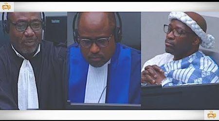(1ÈRE PARTIE) CPI PROCÈS Laurent Gbagbo et Blé Goudé: 19 Novembre 2018