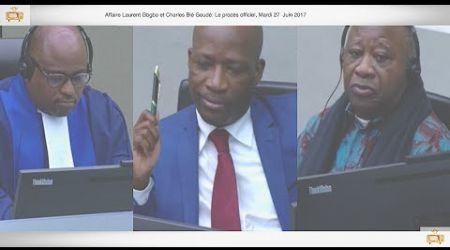(2ÈME PARTIE) PROCÈS: Gbagbo et Blé Goudé: 27 Juin 2017, Sékongo Zié