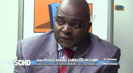 SCHEMA DIRECTEUR: 40 ANS APRES L'ASSASSINAT DU CDT MARIEN N'GOUABI N°2 avec Mr SAMBA DIA NKOUMBI