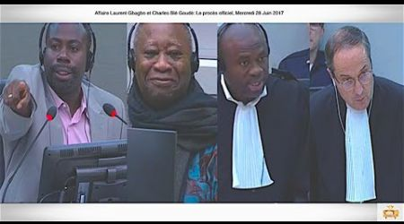 (1ÈRE PARTIE) PROCÈS: Gbagbo et Blé Goudé: 28 Juin 2017, Sékongo Zié