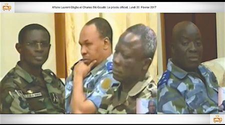 (1ÈRE PARTIE) PROCÈS: Gbagbo et Blé Goudé: 20 Février 2017, Brédou M'Bia