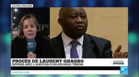 Procès de Laurent Gbagbo : reprise de l'audition d'un nouveau témoin