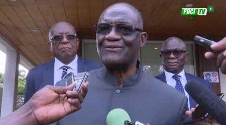 PDCI-RDA : Flash du 02 oct. 2020. Les partis politiques de l'opposition ivoirienne en concertation