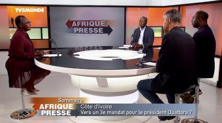 AFRIQUE PRESSE - COTE D'IVOIRE: Vers un 3ème mandat pour le Président OUATTARA?