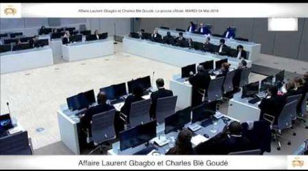 (1ère Partie) PROCÈS: Gbagbo et Blé Goudé: 24 Mai 2016
