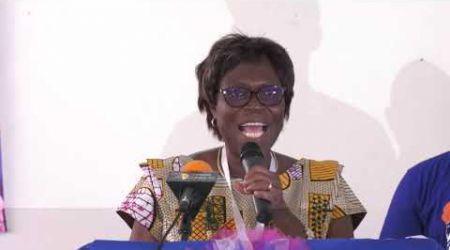 5ème AGO OFFPI - SIMONE EHIVET GBAGBO : « GBAGBO DOIT ÊTRE LE CENTRE DE NOS REVENDICATIONS »