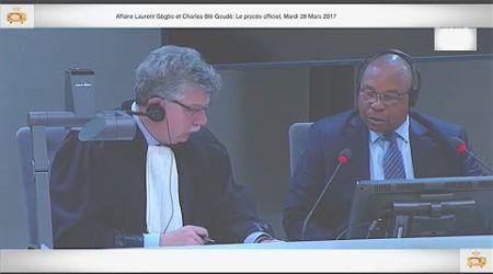 (2ÈME PARTIE) PROCÈS: Gbagbo et Blé Goudé: 28 Mars 2017, Guiai Bi point