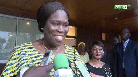 PDCI-RDA : Flash du 19 fevrier 2020 , Mme Simone GBAGBO  chez les BEDIE
