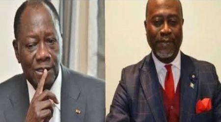 Présidentielle de 2020/ Christian Vabé désavoue Ouattara«et lui demande d'agir maintenant»