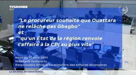 Procès Gbagbo: les révélations de Mediapart sur la CPI