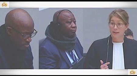 (2ÈME PARTIE) CPI PROCÈS Laurent Gbagbo et Blé Goudé: 13 Novembre 2018