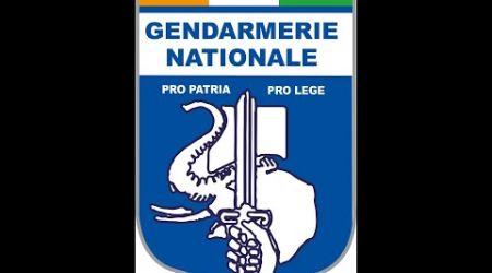 GROGNE DANS LA GENDARMERIE NATIONALE : L'ADJUDANT KOUAKOU MET EN GARDE LE GÉNÉRAL APALO ET AVERTIT.