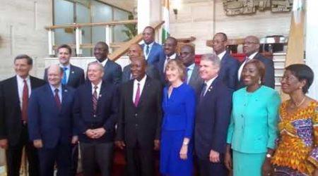 Présidentielles apaisées en 2020: Les Usa mettent la pression sur le gouvernement ivoirien