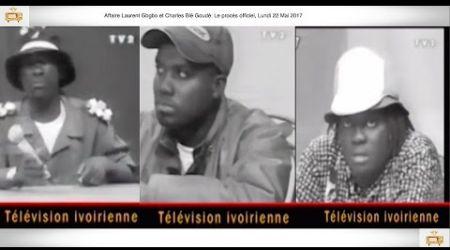 (2ÈME PARTIE) PROCÈS: Gbagbo et Blé Goudé: 22 Mai 2017,  Ange Tosségba