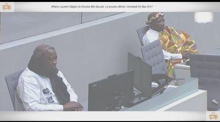 (1ÈRE PARTIE) PROCÈS: Gbagbo et Blé Goudé: 05 Mai 2017, Kandjourou Samoura