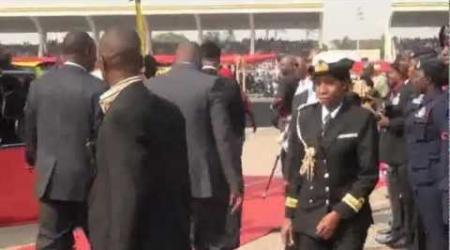 Exclusif: Investiture du président John Mahama Dramani