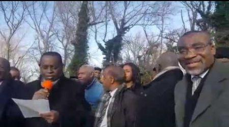 6 février - Message de soutien de Bendjo à Gbagbo et Blé Goudé