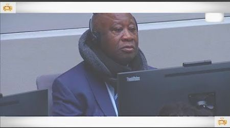 (1ÈRE PARTIE) CPI PROCÈS Laurent Gbagbo et Blé Goudé: 13 Novembre 2018