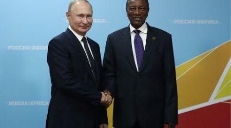 Sommet Russie-Afrique : Bonne idée ou non ? BBC Eco - 26/10/2019