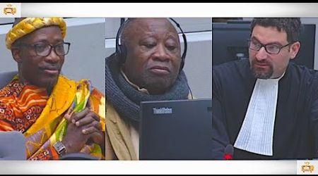 (1ÈRE PARTIE) CPI PROCÈS Laurent Gbagbo et Blé Goudé: 14 Novembre 2018