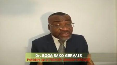 Dr. BOGA SAKO GERVAIS: ADO VEUT UNE TRANSITION EN 2020; QUELLES OPTIONS POUR L' OPPOSITION?