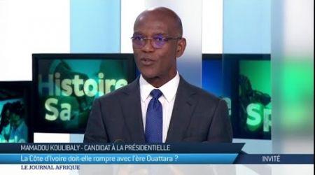 """Mamadou Koulibaly : """"La Françafrique ce n'est pas fini """" en Côte d'Ivoire"""
